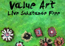 Value Art — Live Substance Free