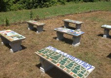 Art Surrounds Us- Building an Outdoor Classroom