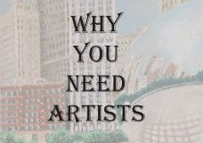 Why You Need an Artist           (City Builders)
